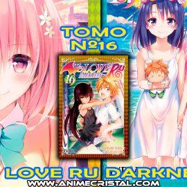 Manga To Love-Ru Darkness 16