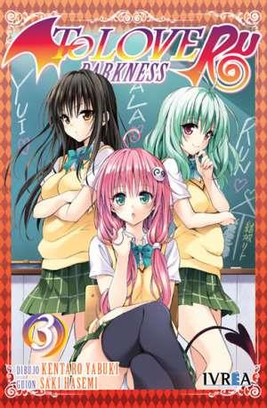 Manga To Love-Ru Darkness tomo 03