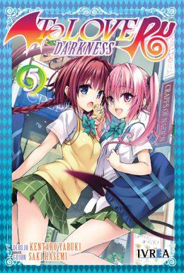 To Love-Ru Darkness manga tomo 5
