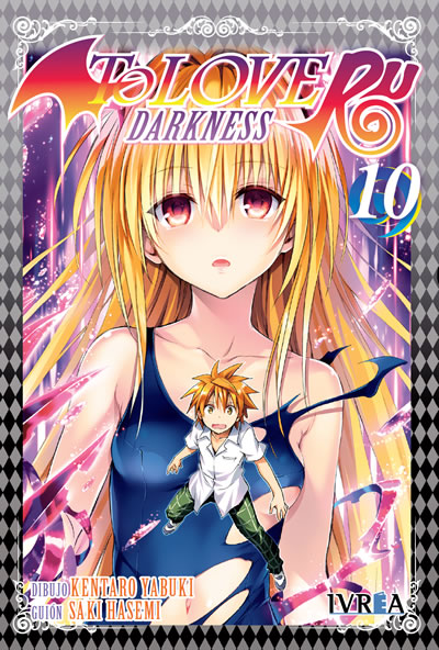 To Love-Ru Darkness manga tomo 10