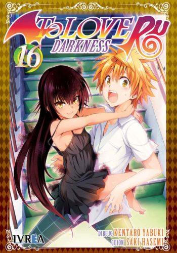 To Love-Ru Darkness manga tomo 16