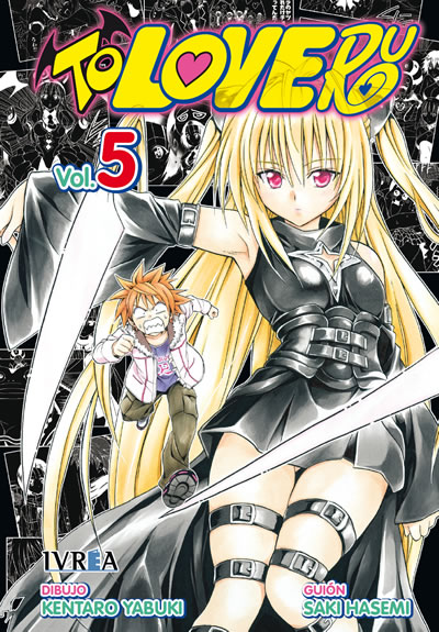 Manga To Love-Ru tomo 05