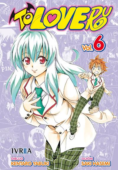 To Love-Ru manga tomo 6