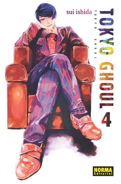 Manga Tokyo Ghoul 04