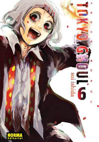 Manga Tokyo Ghoul 06