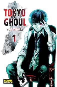 Tokyo Ghoul manga Tomo 1