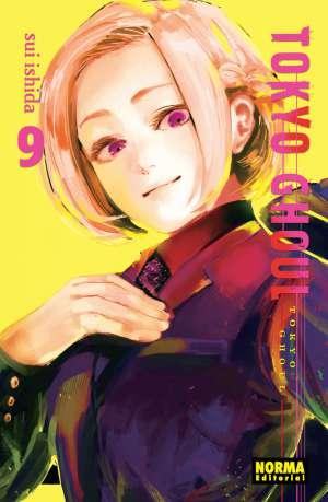 Tokyo Ghoul manga Tomo 9
