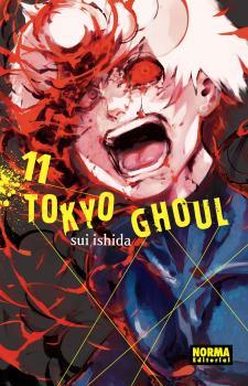 Tokyo Ghoul manga Tomo 11