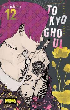 Tokyo Ghoul manga Tomo 12