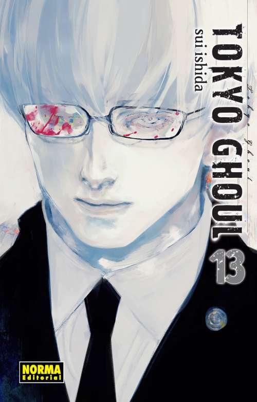 Tokyo Ghoul manga Tomo 13
