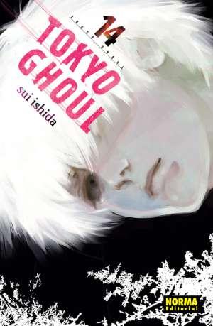 Tokyo Ghoul manga Tomo 14