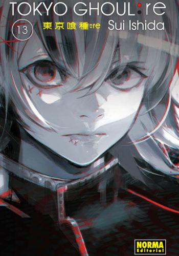 Manga Tokyo Ghoul:re 13