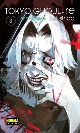 Tokyo Ghoul:re manga Tomo 3