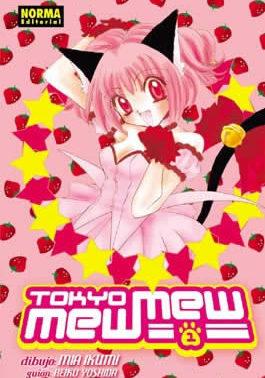 Tokyo Mew Mew Manga Tomo 1
