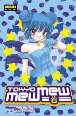 Tokyo Mew Mew Manga Tomo 2
