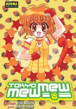Tokyo Mew Mew Manga Tomo 4