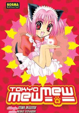 Tokyo Mew Mew Manga Tomo 6