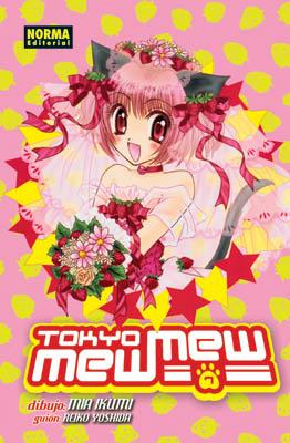 Tokyo Mew Mew Manga Tomo 7