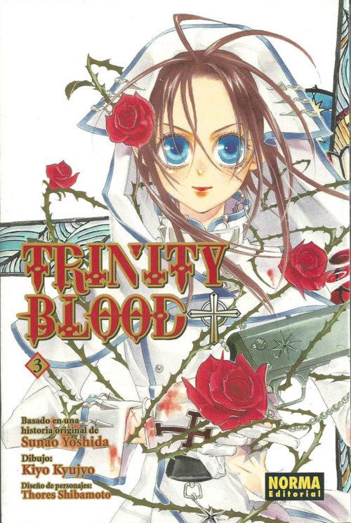 Manga Trinity Blood 03