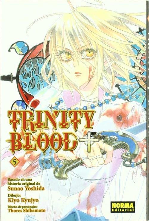 Manga Trinity Blood 05