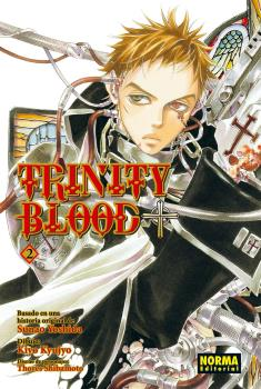 Trinity Blood Manga Tomo 2
