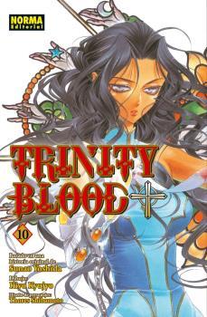 Trinity Blood Manga Tomo 10