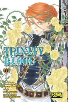 Trinity Blood Manga Tomo 13