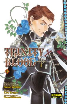 Trinity Blood Manga Tomo 14