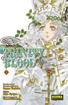 Trinity Blood Manga Tomo 15