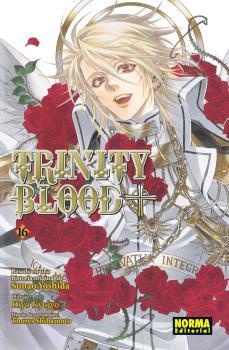 Trinity Blood Manga Tomo 16
