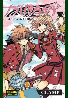Manga Tsubasa Reservoir Chronicle 15