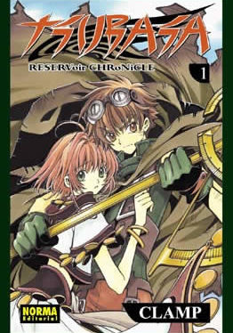 Tsubasa Reservoir Chronicle Manga Tomo 1