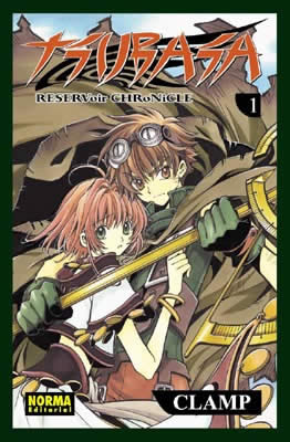 Manga Tsubasa Reservoir Chronicle