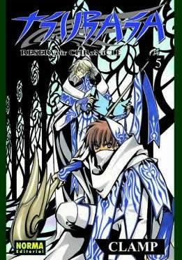 Tsubasa Reservoir Chronicle Manga Tomo 5