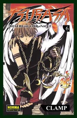 Tsubasa Reservoir Chronicle Manga Tomo 6