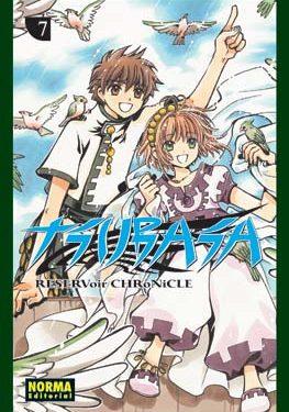 Tsubasa Reservoir Chronicle Manga Tomo 7