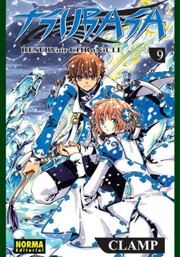 Tsubasa Reservoir Chronicle Manga Tomo 9