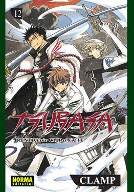 Tsubasa Reservoir Chronicle Manga Tomo 12