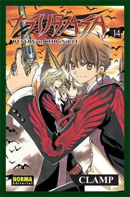 Tsubasa Reservoir Chronicle Manga Tomo 14