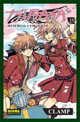 Tsubasa Reservoir Chronicle Manga Tomo 15
