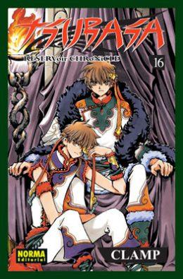 Tsubasa Reservoir Chronicle Manga Tomo 16