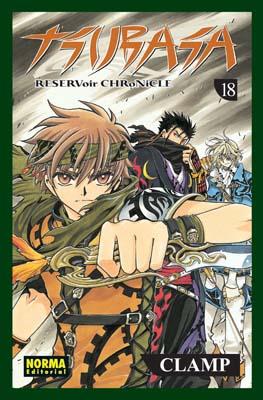 Tsubasa Reservoir Chronicle Manga Tomo 18