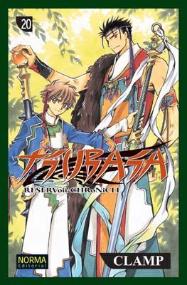 Tsubasa Reservoir Chronicle Manga Tomo 20