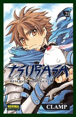 Tsubasa Reservoir Chronicle Manga Tomo 21