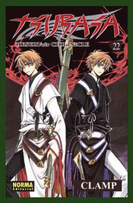 Tsubasa Reservoir Chronicle Manga Tomo 22