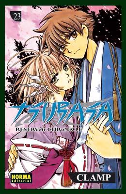 Tsubasa Reservoir Chronicle Manga Tomo 23