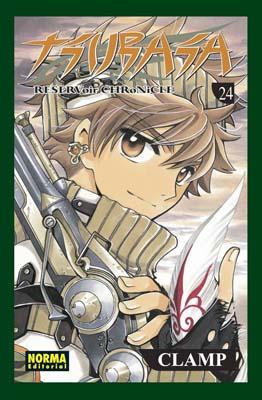 Tsubasa Reservoir Chronicle Manga Tomo 24