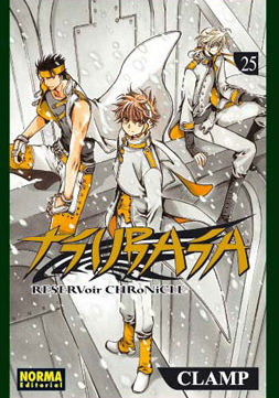 Tsubasa Reservoir Chronicle Manga Tomo 25