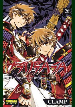 Tsubasa Reservoir Chronicle Manga Tomo 26