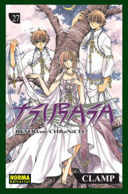 Tsubasa Reservoir Chronicle Manga Tomo 27